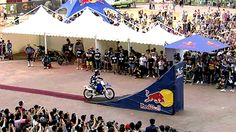 High Flying FMX Tricks in Hong Kong Red Bull X Fighters Jam 2015 The Red Bull X-Fighters Jam debuted in Victoria Harbour, Hong Kong, where the world's top FMX riders put on an epic showing of freestyle motocross mastery.