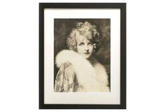 Ziegfeld Portrait by A.C. Johnston
