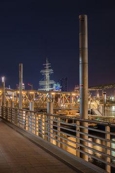 Foto aus Hamburg Landungsbrücken | Bildschönes Hamburg
