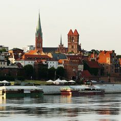 Old Town in Toruń-Poland