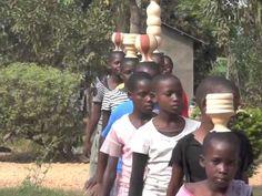 Sneak peek of the kids training in Uganda for the 2014 Tour!