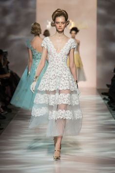 Georges Chakra Couture Summer 2015