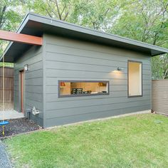 Garage and Shed Design Ideas, Pictures and Remodels