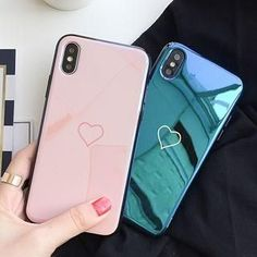 - Colour Heart Print Phone Case For iPhone 6 / 6 Plus / 7 / 7 Diy Phone Case, Cute Phone Cases, Iphone Phone Cases, Cell Phone Covers, Case For Iphone, Matching Phone Cases, Coque Smartphone, Coque Iphone, Telephone Iphone