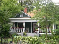 Craftsman cincinnati and bungalows on pinterest for Atlanta craftsman homes