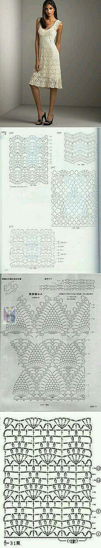 dolce & gabbana crochet dr |