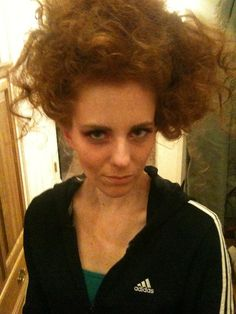 Zombie hair Zombie Hair, Crazy Hair, Acting, Dancer, Actresses, Model, Female Actresses, Wacky Hair