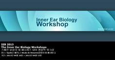 IEB 2013 The Inner Ear Biology Workshops 스페인 알칼라 데 헤나레스 내이 생물학 워크샵