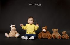 Teddy Bear, Children, Photography, Animals, Young Children, Boys, Photograph, Animales, Animaux