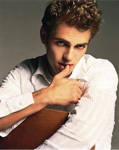 Photo of Hayden for fans of Hayden Christensen 3498050 Beautiful Boys, Pretty Boys, Cute Boys, Hayden Christiansen, Anakin And Padme, Star Wars Cast, Def Not, Star War 3, Anakin Skywalker