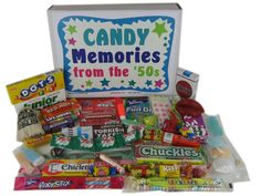 unique party ideas for adults 1950 to 1960 party | Woodstock Candy Blog: 1950s Nostalgia from Woodstock Candy Woodstock ...