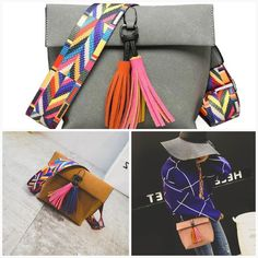 Women Messenger Bag Tassel  #fashionworld #fusion8lux #mensfashion #instafashion #menfashionreview #ootd Bow Clutch, Pocket Money, Fashion Details, Leather Shoulder Bag, Messenger Bag, Tassels, Ootd, Bags, Women