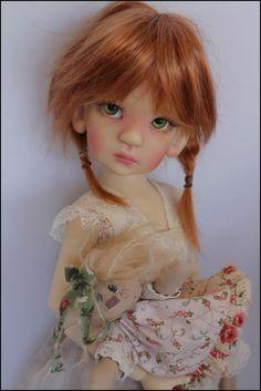 Kaye Wiggs Essie Fair Human MSD BJD Resin Doll NEW HARD TO FIND!