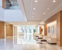 Healthcare HKS's Beijing Aiyuhua Hospital for Children and Women. #healthcare, #health, #design