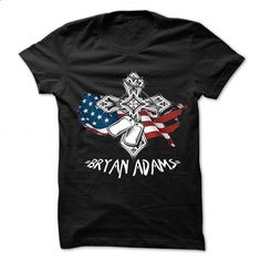 Tshirt For Bryan Adams - #funny tshirts #t shirt designer. GET YOURS => https://www.sunfrog.com/Names/Tshirt-For-Bryan-Adams.html?id=60505