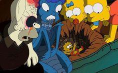 Los Simpson: Guillermo del Toro dirigió la entrada de su capítulo de Halloween [VIDEO]