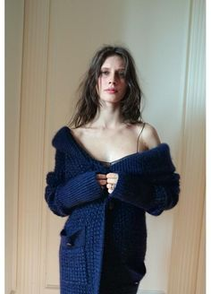 Marine Vacth in Interview Germany November 2013.
