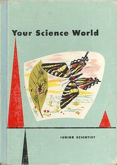 1955 Science Textbook