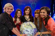Disney Channel Stars 2012