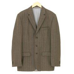 Savile Row Brown Sports Jacket Classic gentlemanrsquo