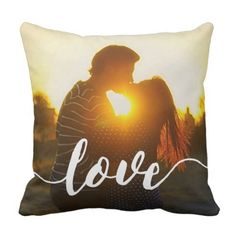Love Script Overlay Photograph Throw Pillow.  Find out even more by going to the image
