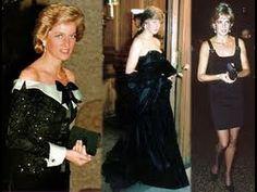 Princess Diana dresses full program from BBC TV - YouTube