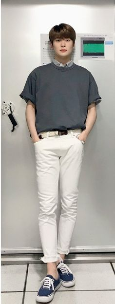Men's fashion 1번 사진 넘 귀엽다..