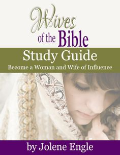 I call this study Biblical Wifehood 101 because we're digging into the wives of the Bible- learning what we should and should not do as Christ-centered wives. Bible Study Guide, Scripture Study, Bible Verses, Scriptures, Christian Wife, Christian Marriage, Bible Prayers, Bible Lessons, Word Of God
