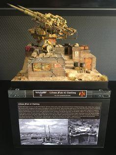 Scale Models, Fallout 4 Settlement Ideas, Railway Gun, Tank Armor, Model Tanks, Military Modelling, Military Diorama, Big Guns, Model Ships