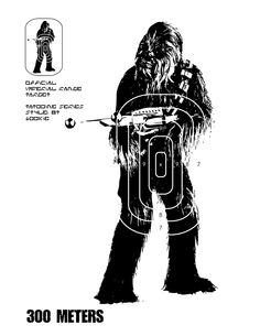 Star wars targets