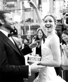 Silver Linings Playbook: Bradley Cooper & Jennifer Lawrence