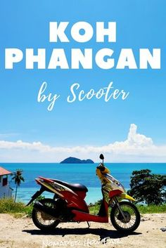 Koh Phangan By Scooter - Travel Guide