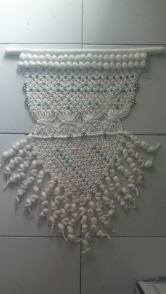 wall hanging sea shell