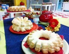 Recetas | Cocineros Argentinos - Don Herrera - Cremonas, trenzas de hojaldre y pastelitos al horno
