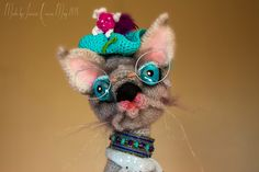 A Streetcat named Desire - pattern by Svetlana Perseva (Mystery Cat) Crochet Animals, Mystery, Crafty, Pattern, Diy, Fictional Characters, Amigurumi, Do It Yourself, Bricolage