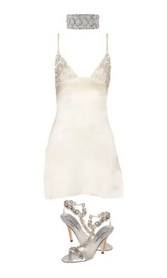 """""""Untitled #1632"""" by elinaxblack on Polyvore featuring Cartier, Manolo Blahnik and Yves Saint Laurent"""