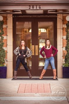 Senior Model Reps - Maddie Snowden - Heritage High School - Rachel Rhoades - Liberty High School - Class of 2016 - Ideas for Friends - Senior Portraits - Frisco Square - Senior Pictures - Tyler R. Brown Photography