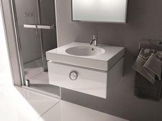 Preciosa II badkamerserie van Bernd Brohammer voor Keramag Design (Sphinx).
