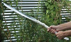 Selenite sword, totally wicked <3