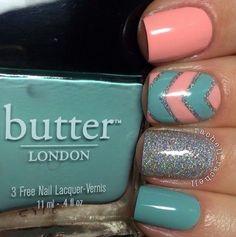 Nails ... pretty ...