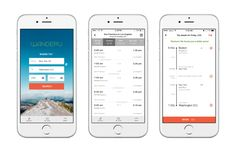 Wanderu, a travel startup that's like a Kayak.com but for bus and train tickets instead of flights.