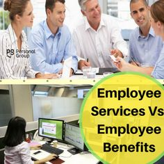 The Difference Between Employee Services And Employee Benefits