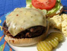 Burgers on Pinterest | Burgers, Turkey Burgers and Burger Recipes