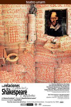 Las Relaciones Sexuales de Shakespeare y Marlowe con Ilse Salas y Luis Gerardo Méndez