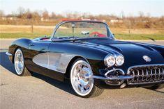 1958 Chevrolet Corvette CUSTOM CONVERTIBLE