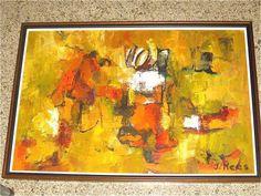 Original UT artwork from 50s-60s. Tarrytown sale Sept. 21-23