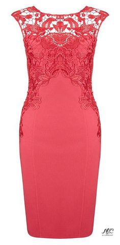 This sexy bodycon dress featuring round neck, sleeveless styling, lace detail, v shape backline, back zipper closure. Pair this dress with your favorite nude single soles and gold accessories for an elegant look. Lace Dress, Dress Up, Bodycon Dress, Sheath Dress, Mode Glamour, Mode Outfits, Trendy Outfits, Pencil Dress, Dress Patterns