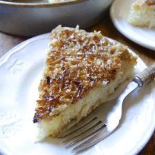 Lazy Daisy Cake: King Arthur Flour