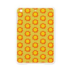 Cute Happy Sun Pattern iPad Mini Case $24.99 #ipadmini #case #pattern
