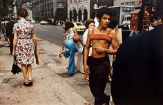"""ART PICS: Joel Meyerowitz @NRW FORUMOne of the best known photographers of the 1960s and 70s """"New Color Photography,"""""""